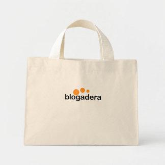 Blogadera 2009 mini tote bag