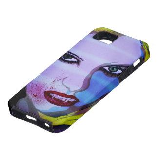 'Blond Stripe Vampire' iPhone 5 Case