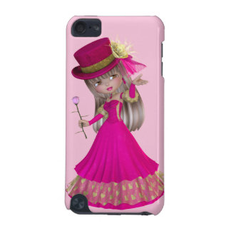 Blonde Princess iPod Touch Case