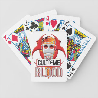 BLOOD Cult of Me Card Decks