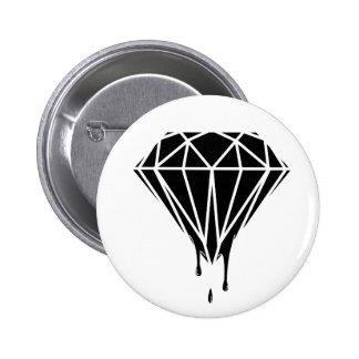 Blood Diamond 6 Cm Round Badge