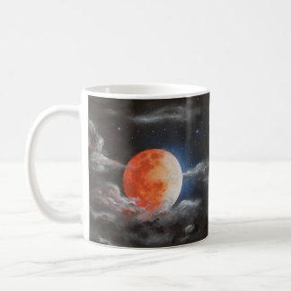 Blood Moon Basic White Mug