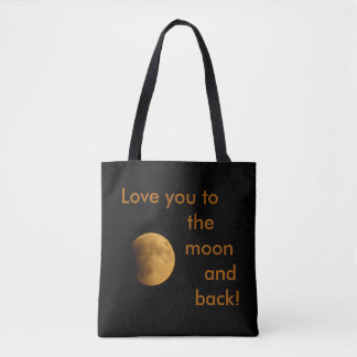 Blood Moon September 27, 2015 Tote Bag