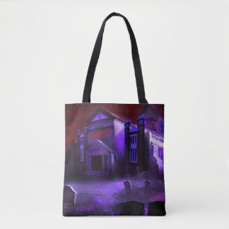 Blood Moon University School Tote Bag