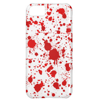 Blood Splatter ... Dexter Would Kill For This iPhone 5C Case