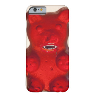 Blood Sucking Candy Bear Barely There iPhone 6 Case