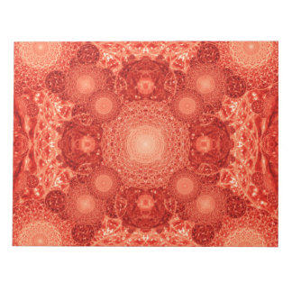 Blood Vessels Mandala Notepad