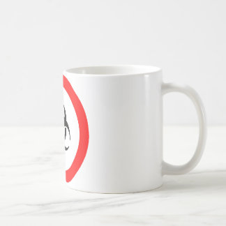bloodborne pathogens basic white mug