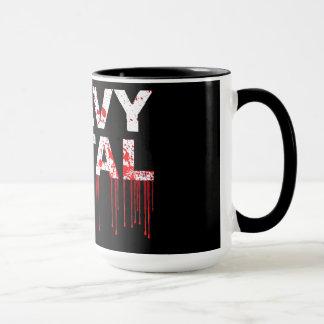 Bloody Metal Mug