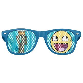 blooper bandits party shades