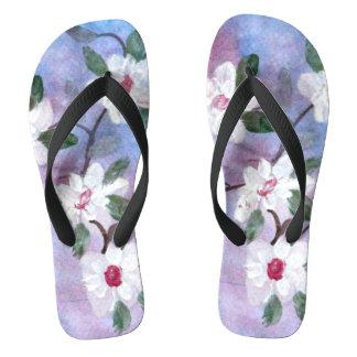 Blossom Flip Flops Thongs