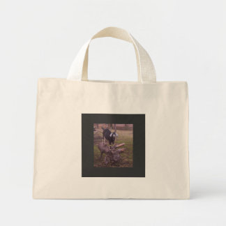 Blossom On A Tree Stump Bags