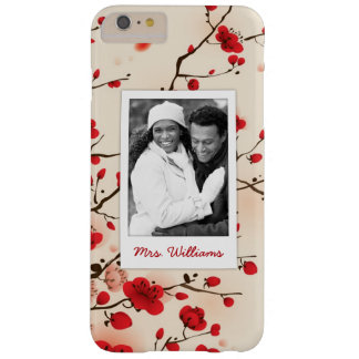 Blossom Oriental Style Painting | Add Photo Barely There iPhone 6 Plus Case