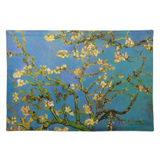 Blossoming Almond Tree by Van Gogh, Fine Art Placemat