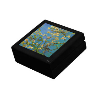 Blossoming Almond Tree by Vincent van Gogh Gift Box