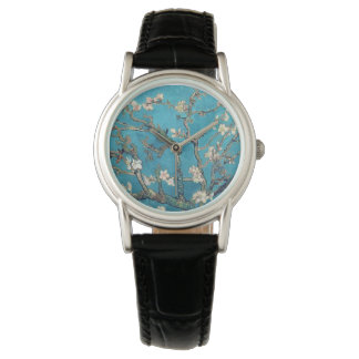Blossoming Almond Tree by Vincent van Gogh Wrist Watches