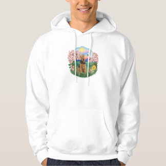 Blossoms - Airedale 31 Hoodie