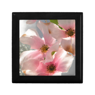 Blossoms and Crystal Gift Box