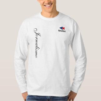 Blouse Fulfilled Mango - Journalism UNITRI T-Shirt