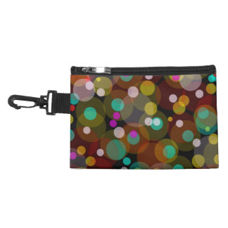 Blowing Colorful Bubbles Accessories Bag
