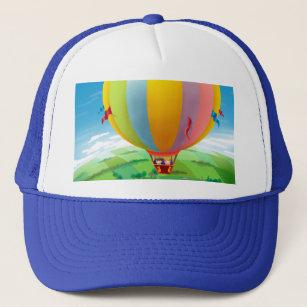 Blowing In The Wind Trucker Hat