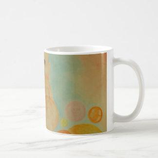 Blowing kisses mug extra large