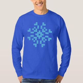Bloxels Ice Crystal Tshirt