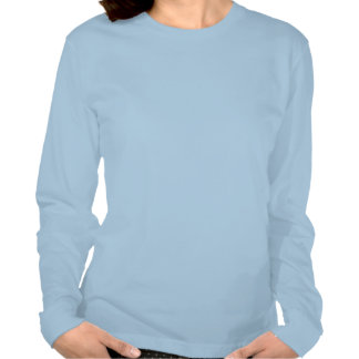 Blue AGFA Girl LS T-shirts