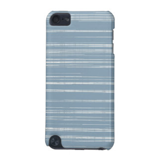 Blue and white patern design, iPod hard shell case