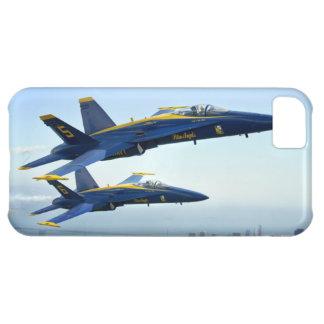 Blue Angel Solos iPhone 5C Case