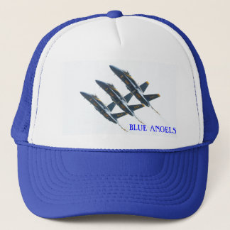 BLUE ANGELS BASEBALL CAP