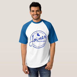 Blue Baseball Tshirt