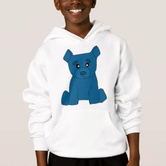 Blue Bear KIds Hoodie