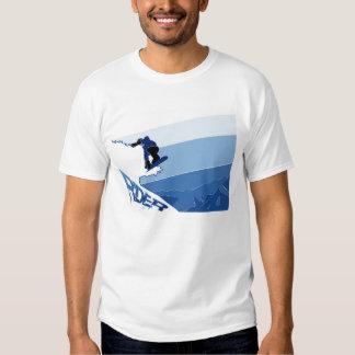 Blue Boarder Shirt