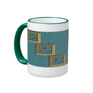 Blue Boards Father s Day Mugs