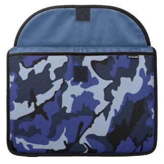 "Blue Camo, Macbook Pro 15"" Protective Sleeve MacBook Pro Sleeves"