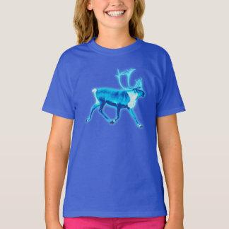 Blue Caribou (Reindeer) T-Shirt