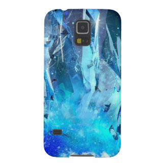 blue crystal galaxy s5 covers