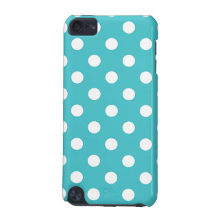 Blue Curacao Polka Dot Ipod Case