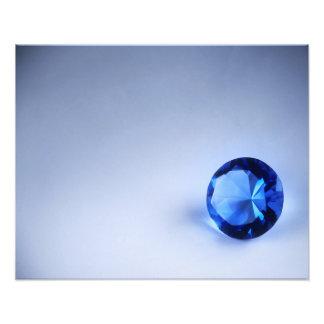 Blue Diamond Photograph