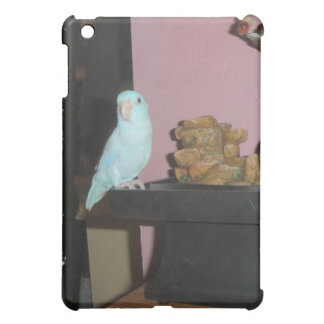 Blue Dilute Parrotlet Cover For The iPad Mini