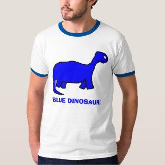 BLUE DINOSAUR! T-Shirt