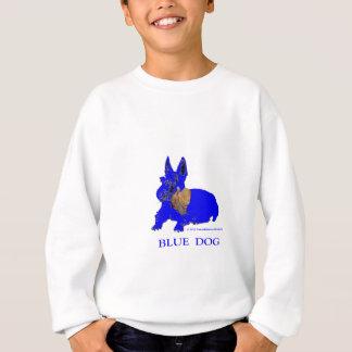BLUE DOG LOGOWEAR SWEATSHIRT