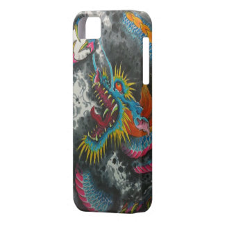 BLUE DRAGON iPhone 5 COVERS