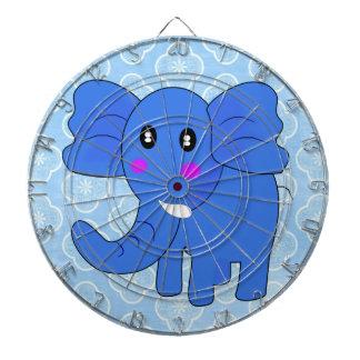 Blue Elephant Dartboard