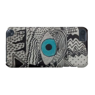 Blue Eye Abstract iPod Touch 5G Case