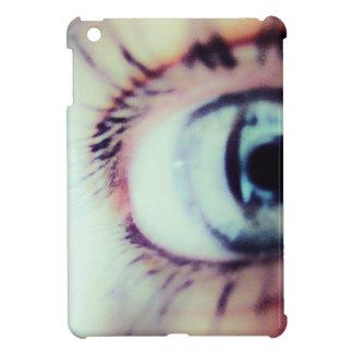 Blue eye iPad mini case