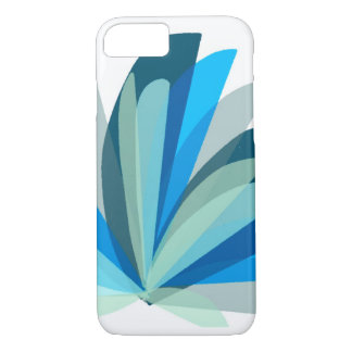 Blue Feathers iPhone 8/7 Case