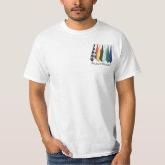 """""""Blue Flag"""" by Flagman T-Shirt"""