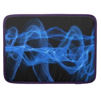 Blue Fleming MacBook Pro Sleeves